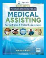 9781337909815-1337909815-Medical Assisting: Administrative & Clinical Competencies (Update)