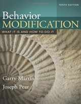 9780205992102-0205992102-Behavior Modification (10th Edition)