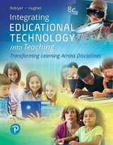 9780134746098-0134746090-Integrating Educational Technology into Teaching: Transforming Learning Across Disciplines, with Revel -- Access Card Package (What's New in Instructional Technology)