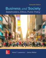 9781260140491-1260140490-Loose-Leaf for Business and Society