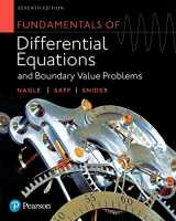 9780321977106-0321977106-Fundamentals of Differential Equations and Boundary Value Problems (7th Edition)