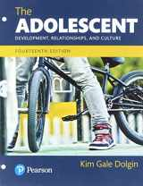 9780134415291-0134415299-The Adolescent: Development, Relationships, and Culture -- Books a la Carte (14th Edition)