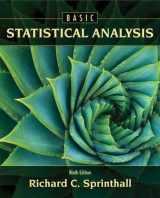 9780205052172-0205052177-Basic Statistical Analysis (9th Edition)