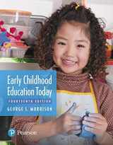 9780134486796-013448679X-Early Childhood Education Today, with REVEL -- Access Card Package (14th Edition) (What's New in Early Childhood Education)