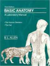 9780716717553-0716717557-Basic Anatomy: A Laboratory Manual- The Human Skeleton / The Cat, 3rd Edition