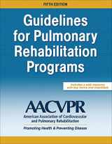 9781492550914-1492550914-Guidelines for Pulmonary Rehabilitation Programs