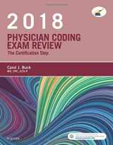9780323430784-0323430783-Physician Coding Exam Review 2018: The Certification Step