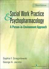 9780826130396-0826130399-Social Work Practice and Psychopharmacology: A Person-in-Environment Approach