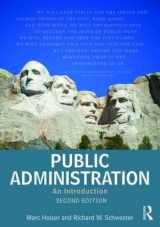 9780765639110-0765639114-Public Administration: An Introduction