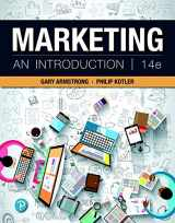 9780135204436-0135204437-MyLab Marketing with Pearson eText -- Access Card -- for Marketing: An Introduction (14th Edition)
