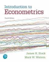9780134461991-0134461991-Introduction to Econometrics (Pearson Series in Economics)