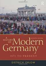 9780205214433-0205214436-A History of Modern Germany: 1871 to Present (7th Edition)