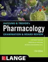 9781259641022-1259641023-Katzung & Trevor's Pharmacology Examination and Board Review,12th Edition