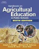 9781418039936-1418039934-Handbook on Agricultural Education in Public Schools