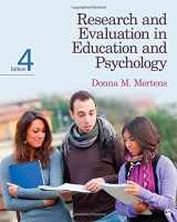 9781452240275-1452240272-Research and Evaluation in Education and Psychology: Integrating Diversity With Quantitative, Qualitative, and Mixed Methods