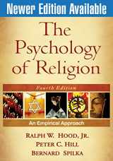 9781606233030-1606233033-The Psychology of Religion, Fourth Edition: An Empirical Approach