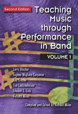 9781579997885-1579997880-Teaching Music through Performance in Band, Vol. 1 (Second Edition) /G4484