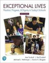 9780134984339-0134984331-Exceptional Lives: Practice, Progress, & Dignity in Today's Schools