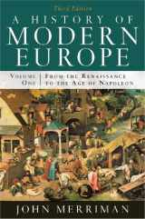 9780393933840-0393933849-A History of Modern Europe: From the Renaissance to the Age of Napoleon
