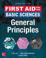 9781259587016-1259587010-First Aid for the Basic Sciences: General Principles, Third Edition (First Aid Series)