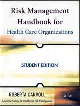 9780470300176-0470300175-Risk Management Handbook for Health Care Organizations