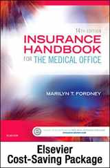 9780323316910-0323316913-Insurance Handbook for the Medical Office - Text and Workbook Package