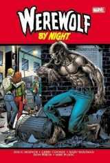 9780785199083-078519908X-Werewolf by Night Omnibus