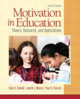 9780133017526-0133017524-Motivation in Education: Theory, Research, and Applications (4th Edition)