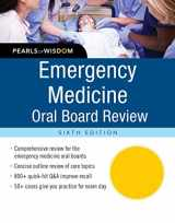 9780071843621-0071843620-Emergency Medicine Oral Board Review: Pearls of Wisdom, Sixth Edition