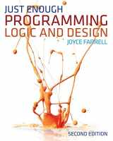 9781111825959-1111825955-Just Enough Programming Logic and Design
