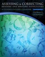 9780132838108-0132838109-Assessing and Correcting Reading and Writing Difficulties: A Student-Centered Classroom (5th Edition)