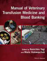 9781118933022-1118933028-Manual of Veterinary Transfusion Medicine and Blood Banking