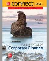 9781260153569-1260153568-Connect Access Card for Fundamentals of Corporate Finance