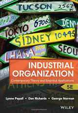 9781118250303-1118250303-Industrial Organization: Contemporary Theory and Empirical Applications
