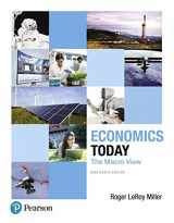 9780134641942-0134641949-Economics Today: The Macro View, Student Value Edition Plus MyLab Economics with Pearson eText -- Access Card Package (19th Edition)