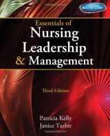 9781133935582-1133935583-Essentials of Nursing Leadership & Management (with Premium Web Site Printed Access Card)
