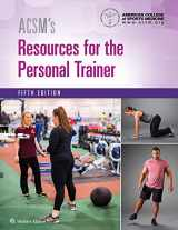 9781496322890-1496322894-ACSM's Resources for the Personal Trainer (American College of Sports Medicine)