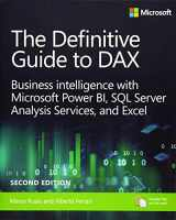 9781509306978-1509306978-The Definitive Guide to DAX: Business intelligence for Microsoft Power BI, SQL Server Analysis Services, and Excel  Second Edition (Business Skills)