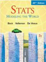 9780131359581-0131359584-Stats: Modeling the World Nasta Edition Grades 9-12