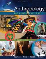9781305583696-1305583698-Anthropology: The Human Challenge
