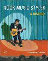 9780078025181-0078025184-Rock Music Styles: A History