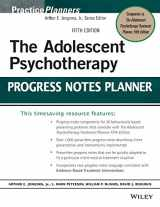 9781118066768-1118066766-The Adolescent Psychotherapy Progress Notes Planner (PracticePlanners)