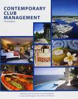 9780866124089-086612408X-Contemporary Club Management