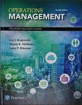 9780134890357-0134890353-Operations Management: Processes and Supply Chains Plus MyLab Operations Management with Pearson eText -- Access Card Package