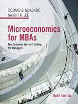 9781107139480-1107139481-Microeconomics for MBAs: The Economic Way of Thinking for Managers