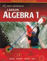 9780547315393-0547315392-Holt McDougal Larson Algebra 1: Teacher's Edition 2011