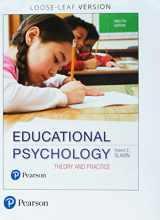 9780134524283-0134524284-Educational Psychology + Mylab Education Student Access Card: Theory and Practice