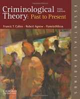 9780199301119-0199301115-Criminological Theory: Past to Present: Essential Readings