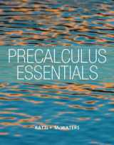 9780321816962-032181696X-Precalculus Essentials