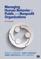 9781506382661-1506382665-Managing Human Behavior in Public and Nonprofit Organizations